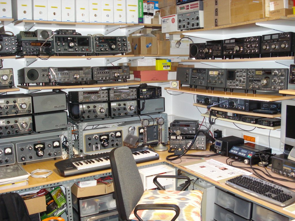 eb5agv amateur radio and test equipment