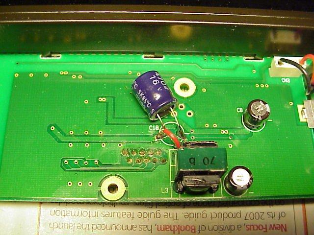 EB5AGV's Workbench: Kenwood TS-850S repair